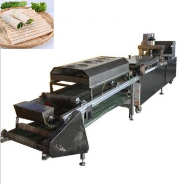 Professional automatic chapati maker tortilla machine manufacturer
