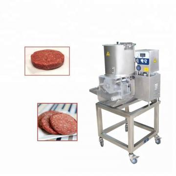 Fully Automatic Machine to Make Hamburger Box Food Lunch Box Forming Machine