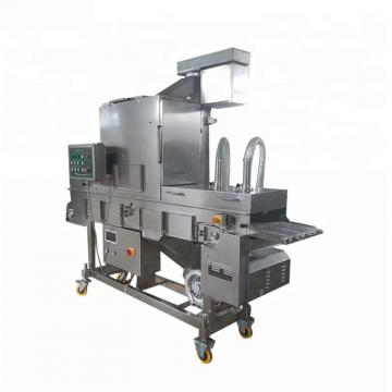 High Speed Automatic Hamburger Box Forming Machine