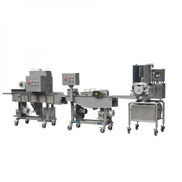 Rtzf800 Automatic PE Coated Paper Hamburger Box Forming Machine