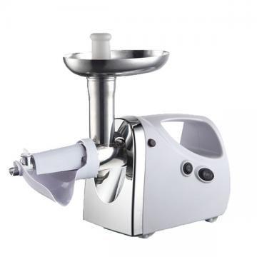 Meat grinder household electric stainless steel small minced meat mixer multi-function twisted meat machine