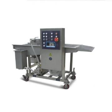 Sea Food Shrimp Starch Coating Potato Pie Batter Machine