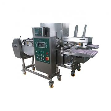 Mini Patty Chicken Nuggets Breading Machine