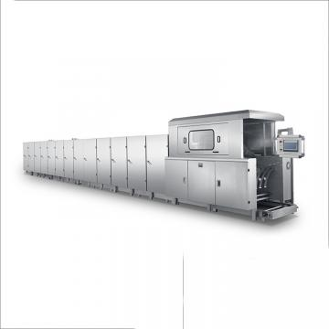 Cbiii-61A*/Cbiii-61X2a* Full Automatic Waffle Sugar Rolled Cone Baking Production Line