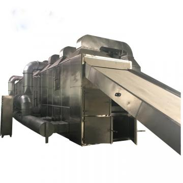 Industrial Automatic Hot Air Recycling Fish Seafood Banana Kiwi Drying Machine