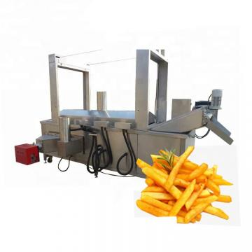 Deep-Frying Pan Automatic Single Tank Gas Fryer