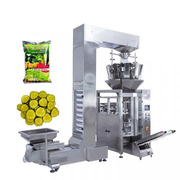 Tj-420z Automatic Peanuts and Potato Chips Weighing and Packing Machine