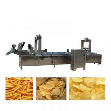 50kg/h small industrial lays potato chips making machine for sale