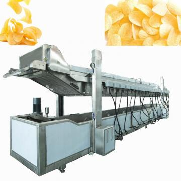 Fully Automatic potato chips production line french fries cutter machine potato cutting