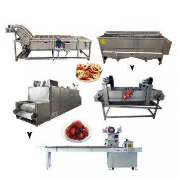 Automatic Vegetable Fruit Frozen Molokhia machine frozen molokhia processing line