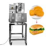Commercial Automatic Hamburger Bun Forming Machine / Bread Making Machine